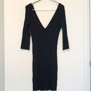 Guess - Off The Shoulder Sweater Dress